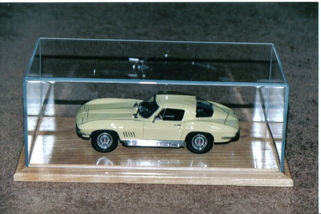 diecast model display case car