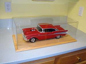 display case for collectibles