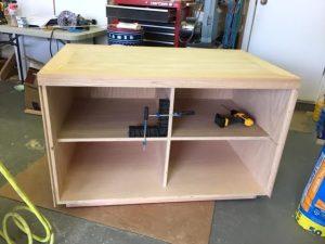 Cabinet rough 1