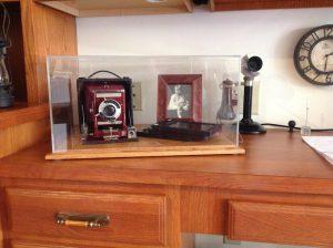 custom display case inset base