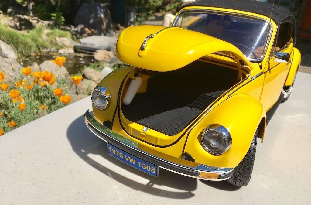 Reg Shaffer's 1976 WV Cabriolet