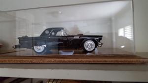 Car in Display Case 2