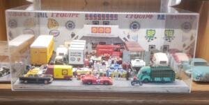 cars display case