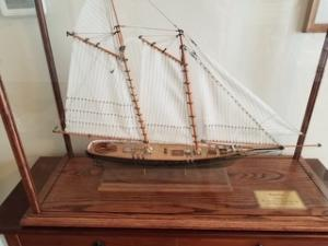 Jim Miggas Model Ship 3