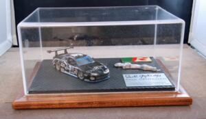 paul car display case