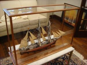 sailship-display-case