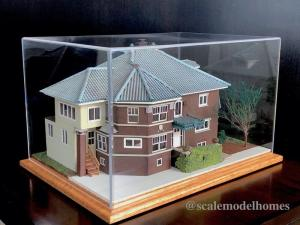 Scale Model Home