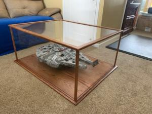 star wars display case angle