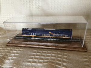 train display case