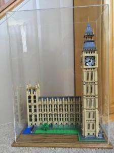 Big Ben lego display case