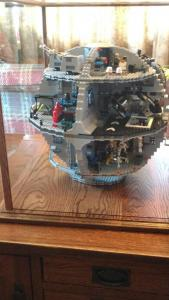 Legos death star