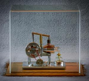 Stirling model engine
