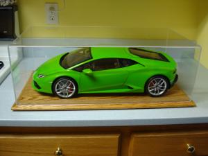 Model Car Display Case 1