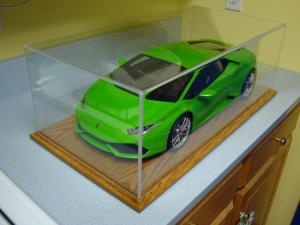 Model Car Display Case 2