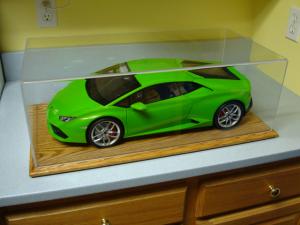 Model Car Display Case 3