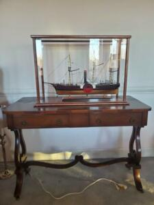 ship-display-case-paddle-wheel